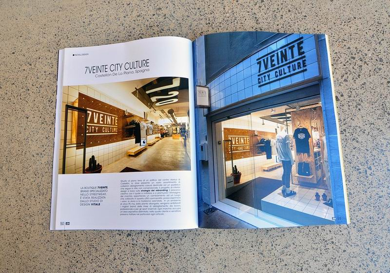 L arreda negozi shopfittingmagazine vitale for L arreda negozi