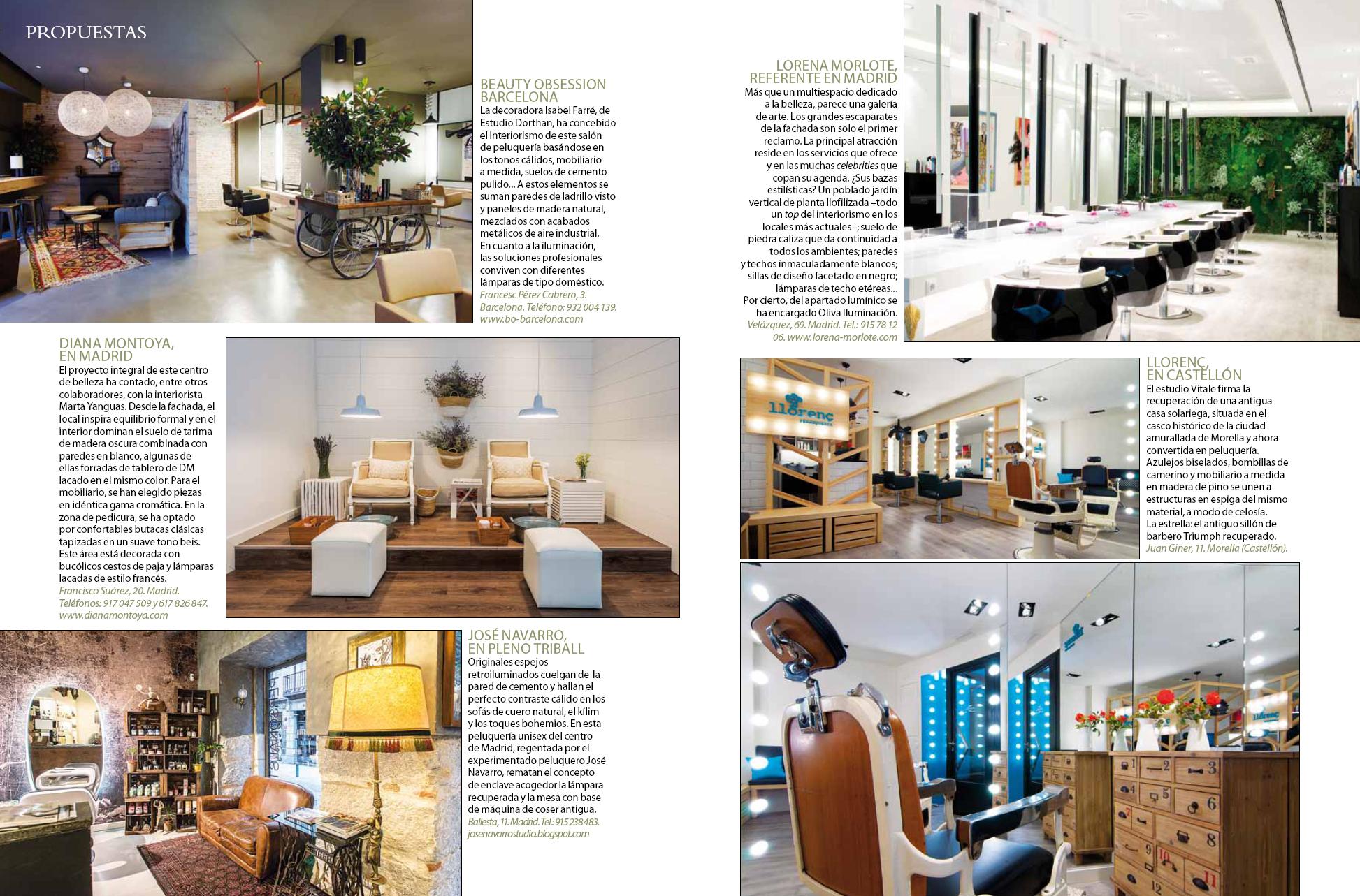 Interior magazines design blogs vitale - Peluqueria nuevo estilo ...